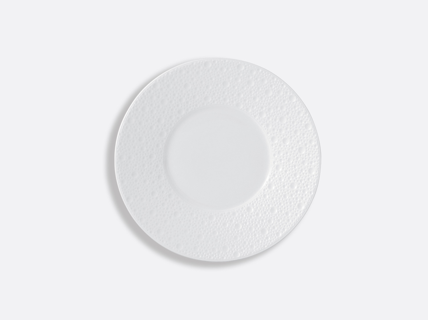 China Plate 16 cm of the collection Ecume | Bernardaud