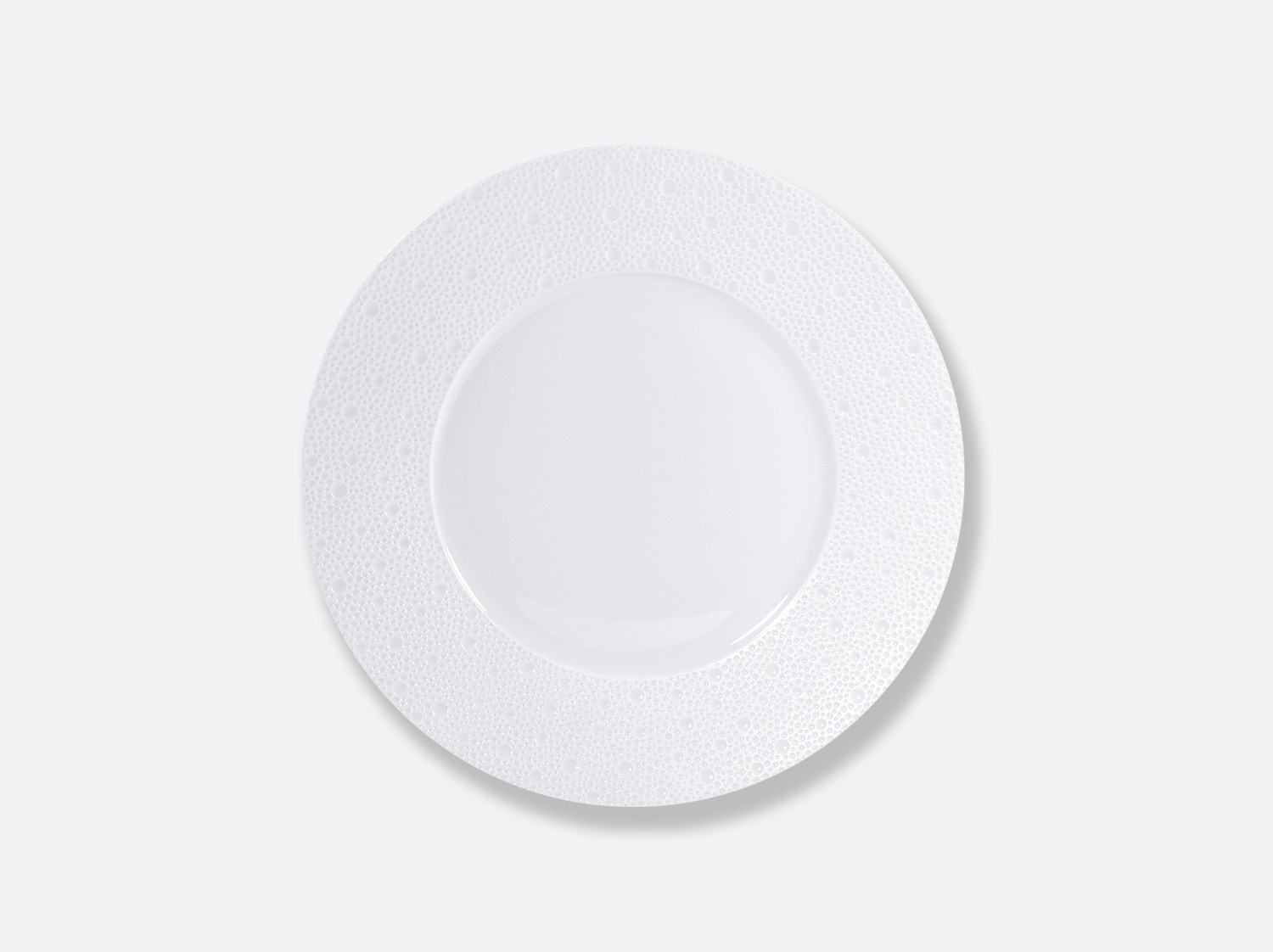 China Plate 26 cm of the collection Ecume | Bernardaud
