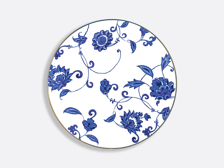 Assiette de présentation 31 cm en porcelaine de la collection Prince bleu Bernardaud
