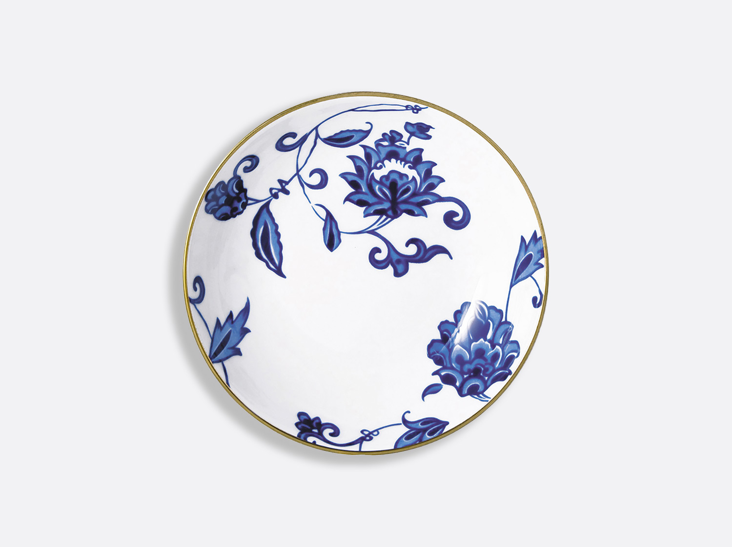 China coupe soup 19 cm of the collection Prince bleu | Bernardaud