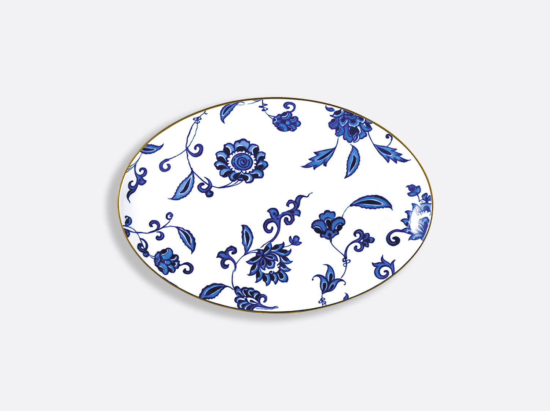 China Oval platter  38 cm of the collection Prince bleu | Bernardaud