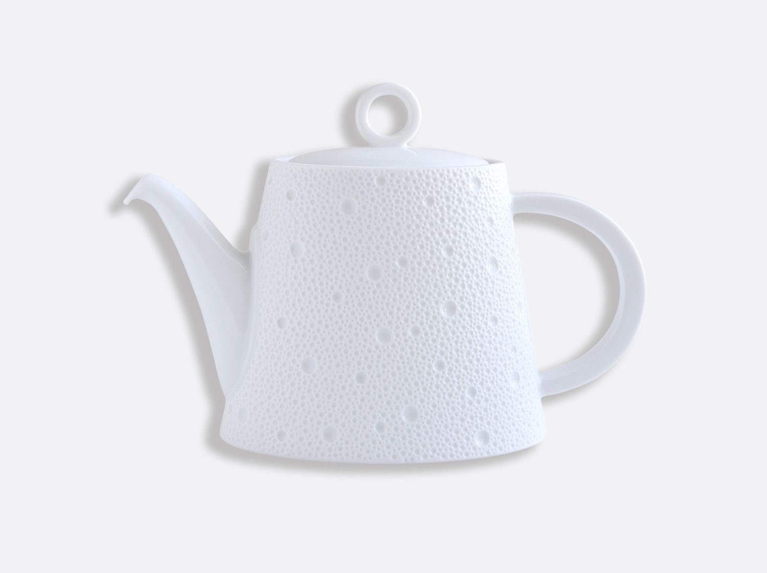 Verseuse 12 tasses 1 L en porcelaine de la collection Ecume Bernardaud