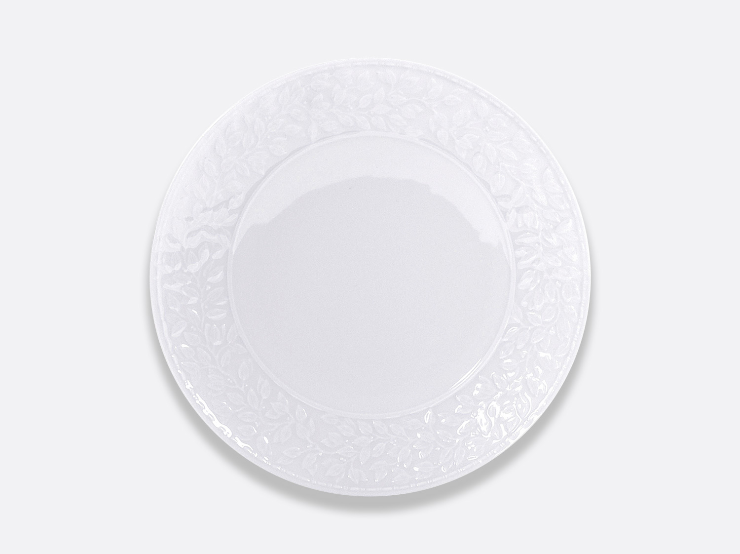 China Coupe dinner plate 26 cm of the collection Louvre | Bernardaud