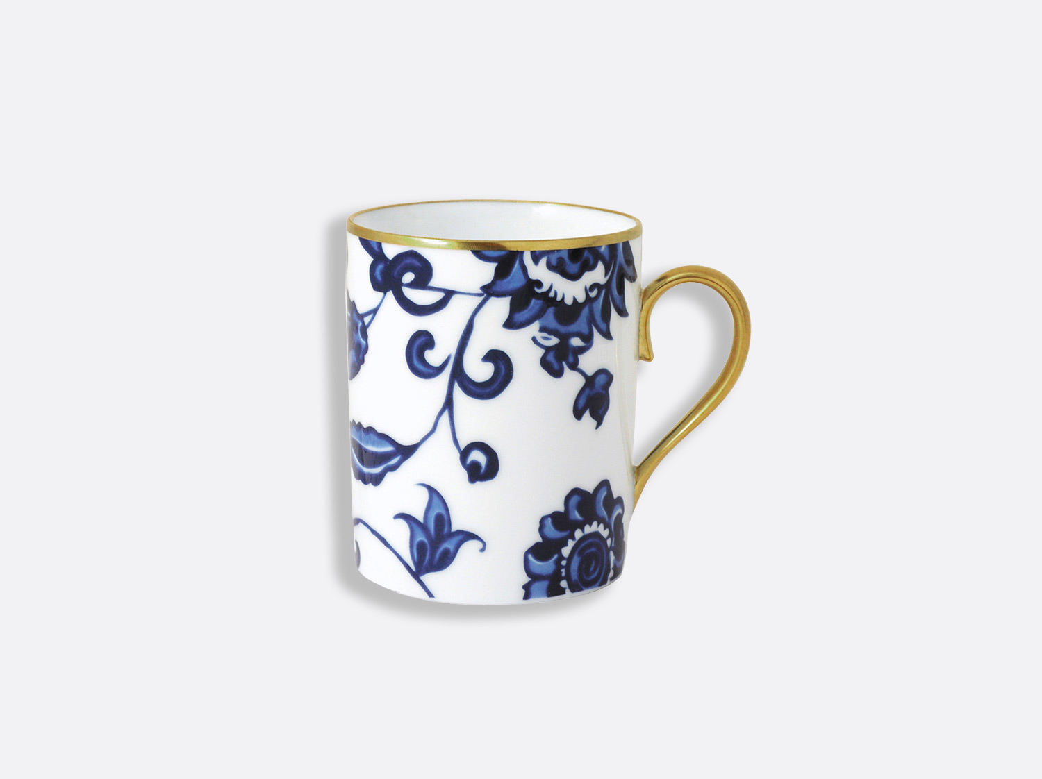Mug 30 cl en porcelaine de la collection Prince bleu Bernardaud