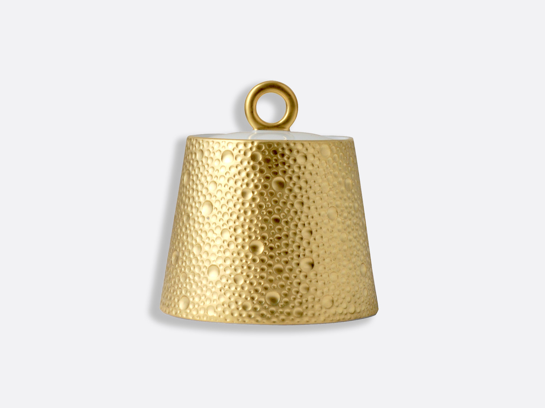China Sugar bowl 8.5 oz of the collection Ecume gold | Bernardaud