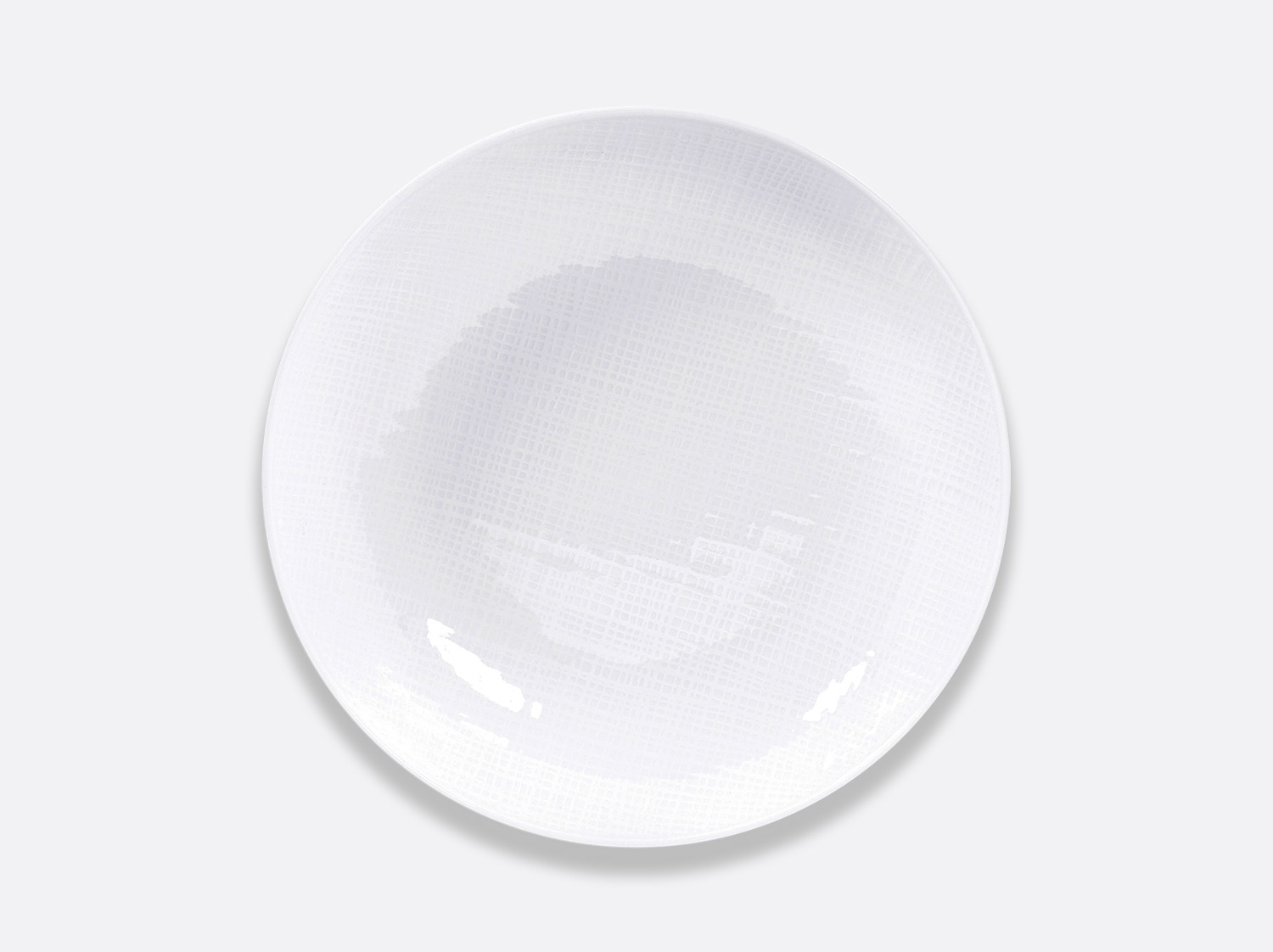 Compotier 80 cl en porcelaine de la collection Organza Bernardaud