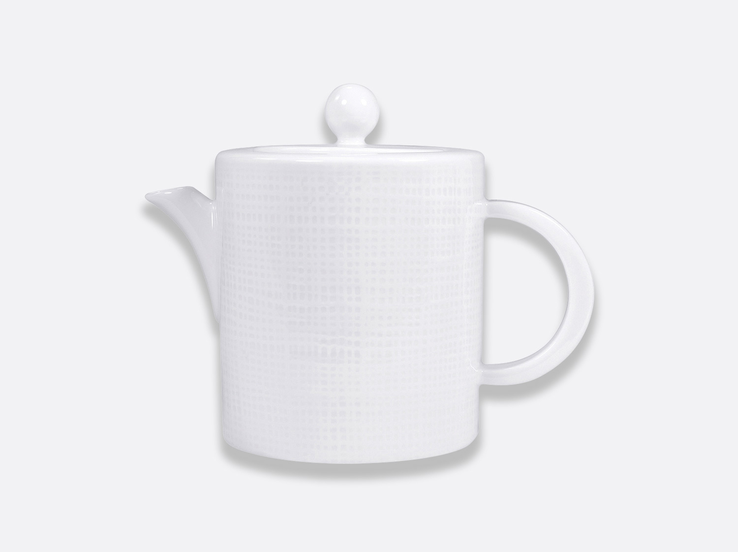 Verseuse 6 tasses 50 cl en porcelaine de la collection Organza Bernardaud
