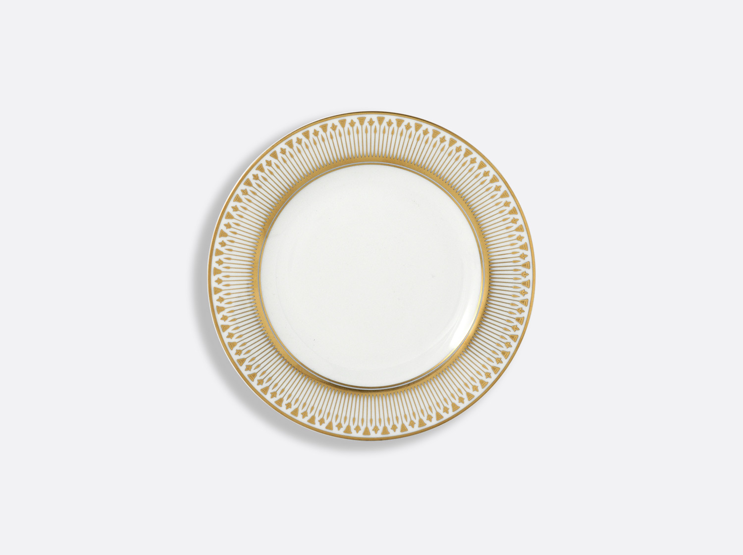 """China Bread and butter plate 6.3"""" of the collection Soleil levant 
