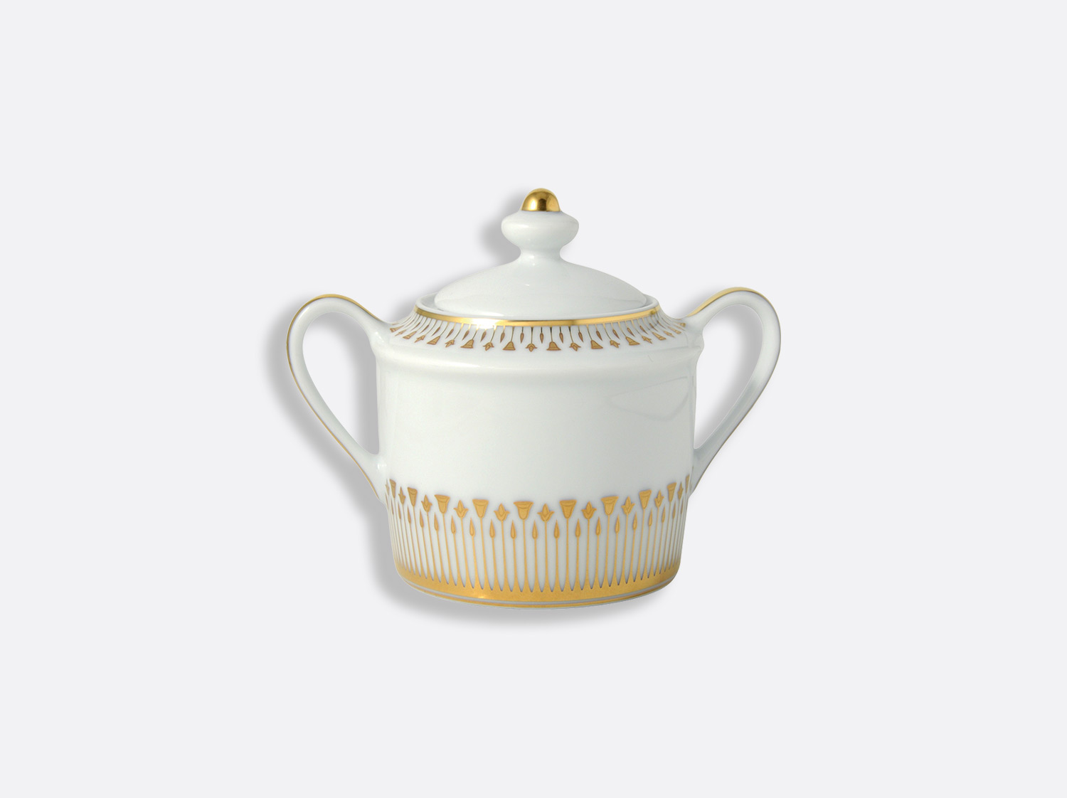 China Sugar bowl 6 cups of the collection Soleil levant | Bernardaud