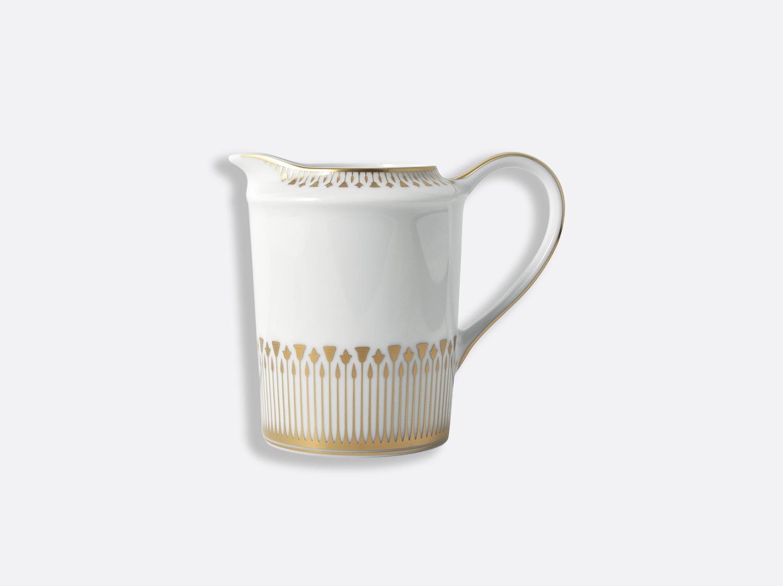 Crémier 12 tasses 30 cl en porcelaine de la collection Soleil levant Bernardaud