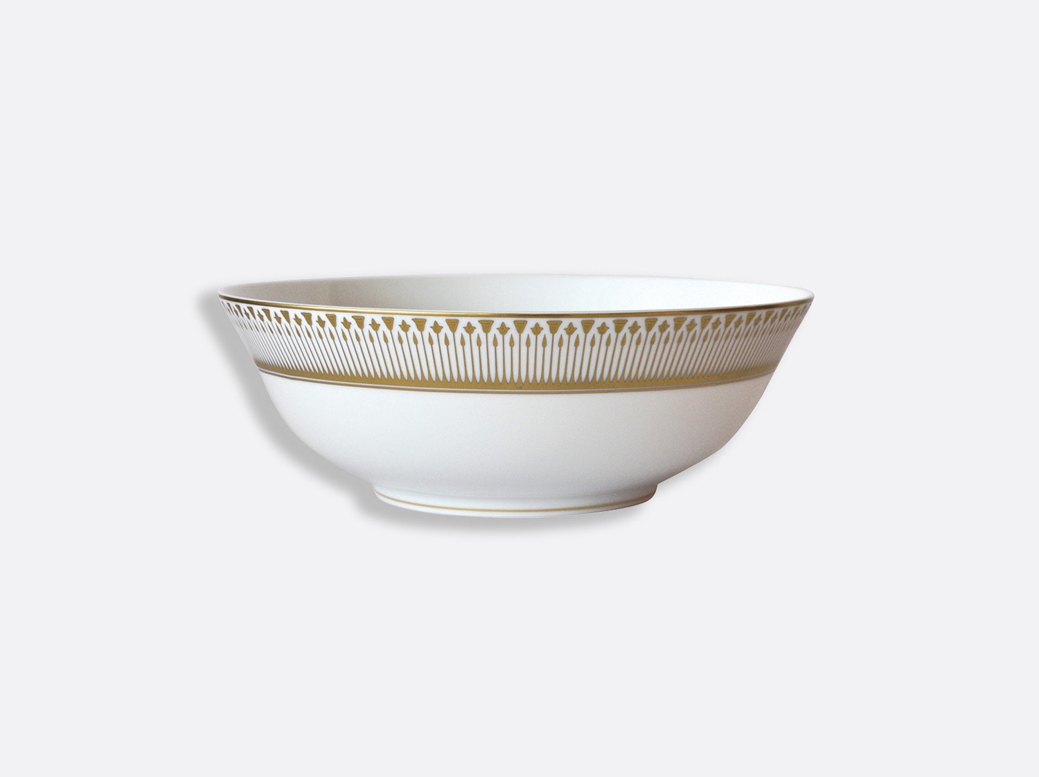 China Salad bowl - 25 cm 1,7 l of the collection Soleil levant | Bernardaud