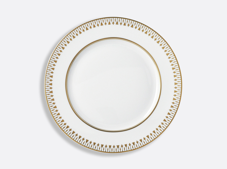Assiette à dîner 26 cm en porcelaine de la collection Soleil levant Bernardaud