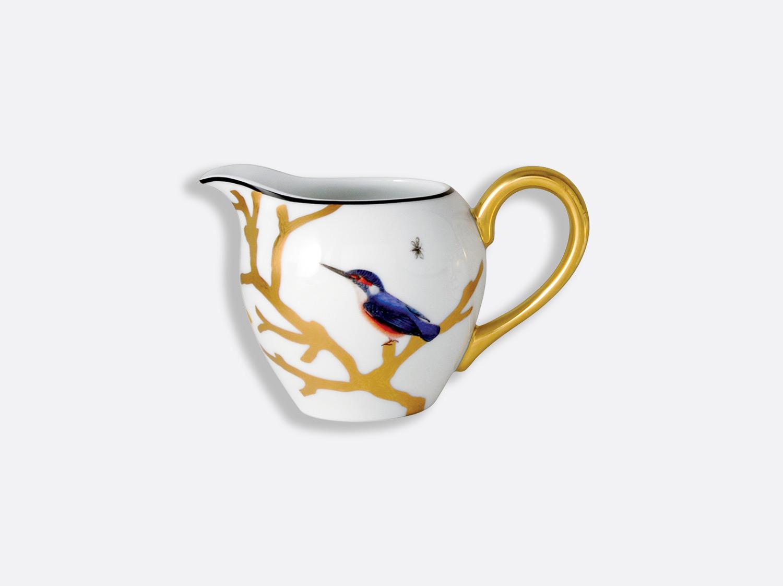 Crémier 12 tasses 30 cl en porcelaine de la collection Aux oiseaux Bernardaud
