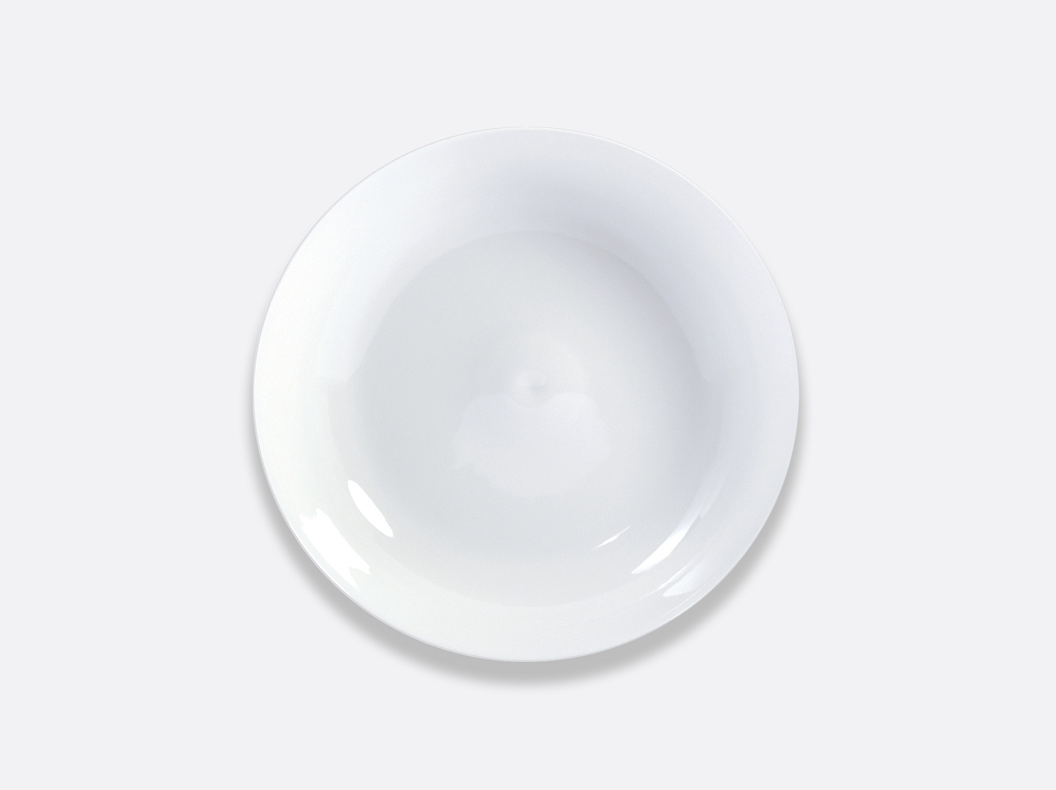 Assiette creuse calotte 19 cm en porcelaine de la collection Bulle Bernardaud