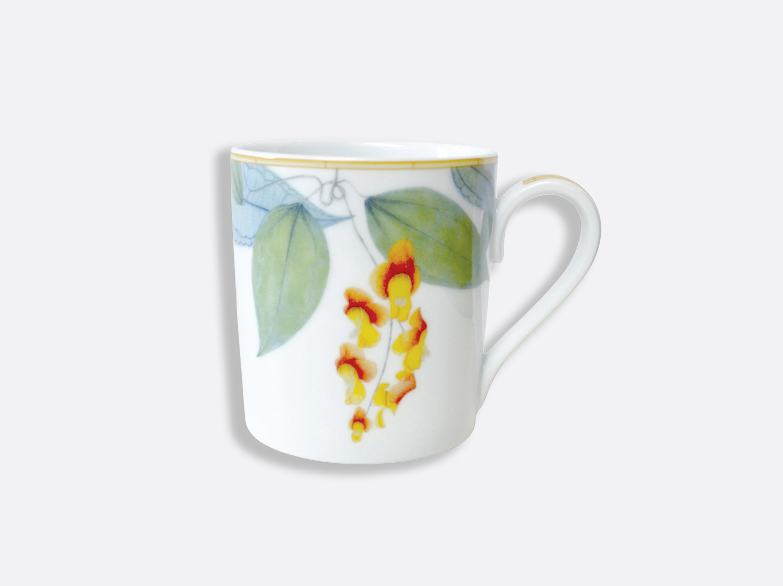 Mug 30 cl en porcelaine de la collection Jardin indien Bernardaud