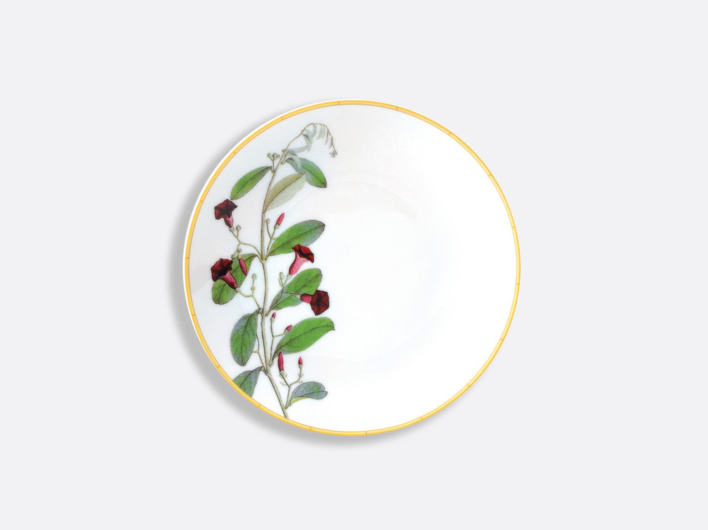 Assiette à pain 16 cm en porcelaine de la collection Jardin indien Bernardaud