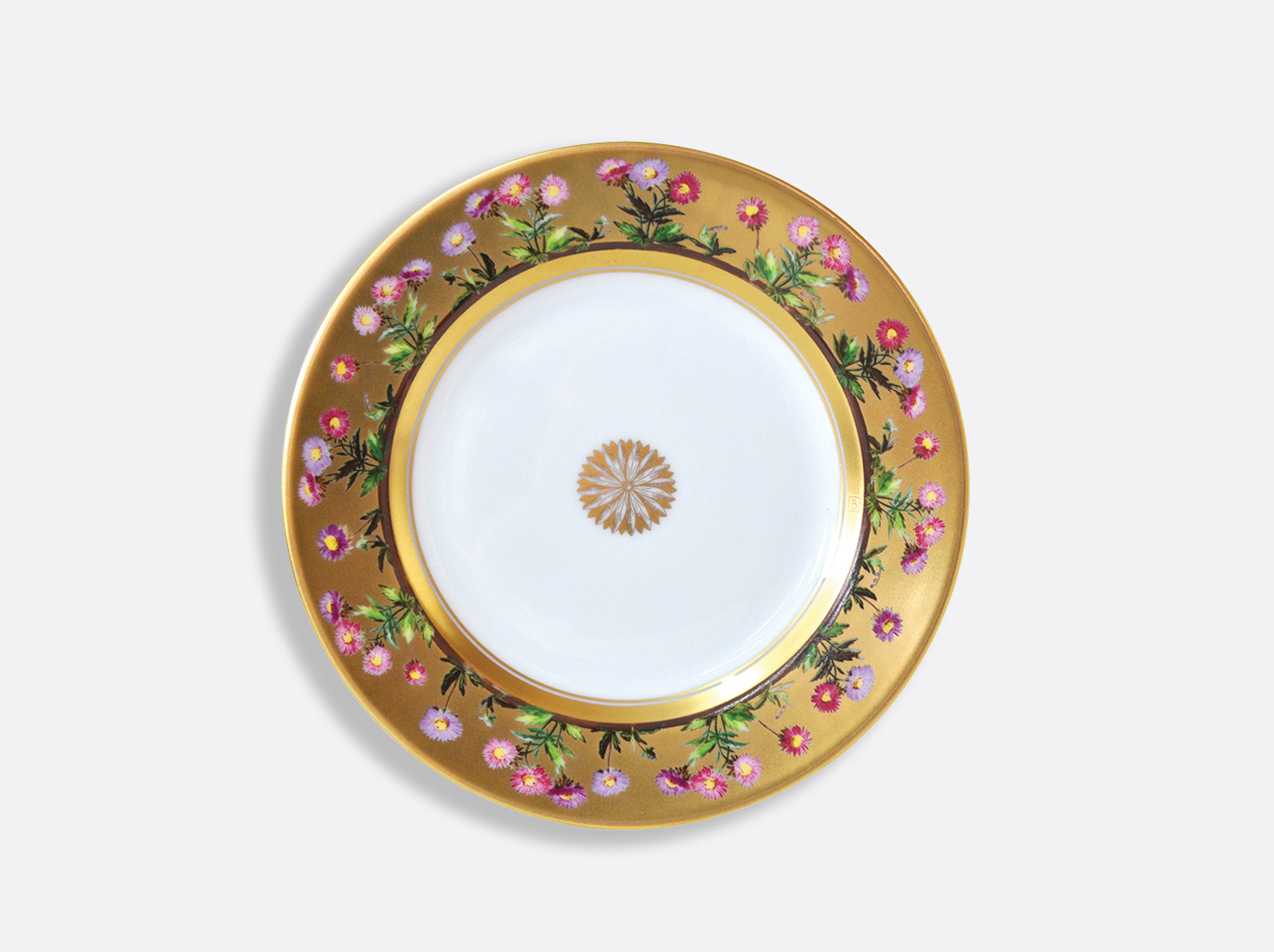 China Bread and butter plate 16 cm of the collection Heloise | Bernardaud
