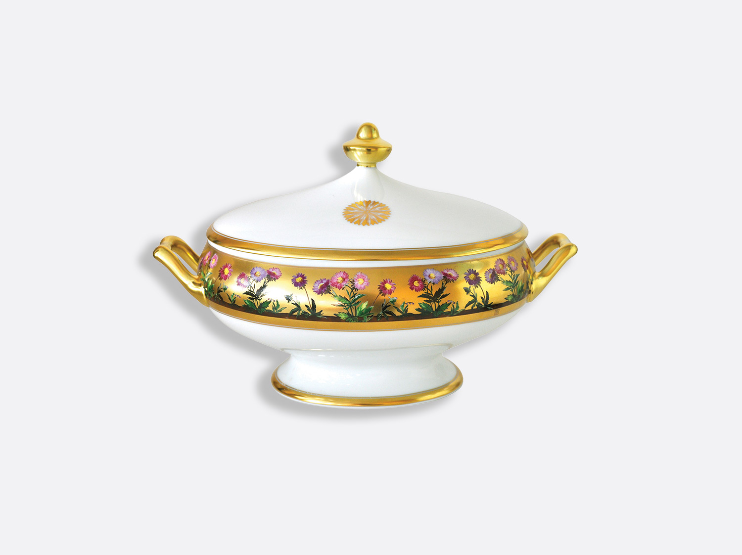 China Soup tureen of the collection Heloise | Bernardaud