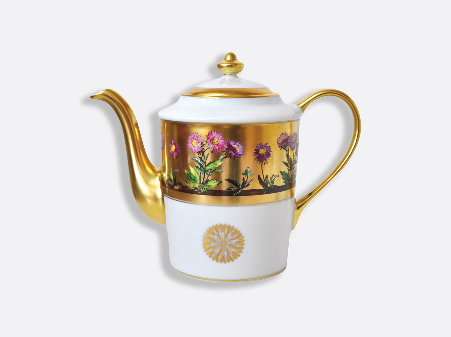 China Coffee pot 12 cups 1 l of the collection Heloise | Bernardaud