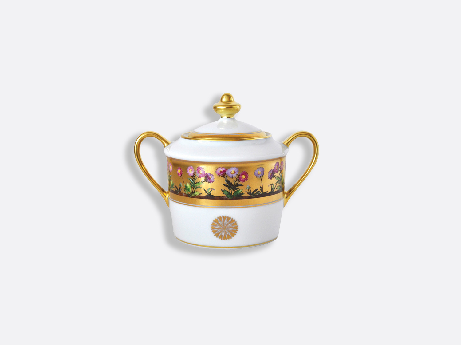 China Sugar bowl 6 cups 20 cl of the collection Heloise | Bernardaud