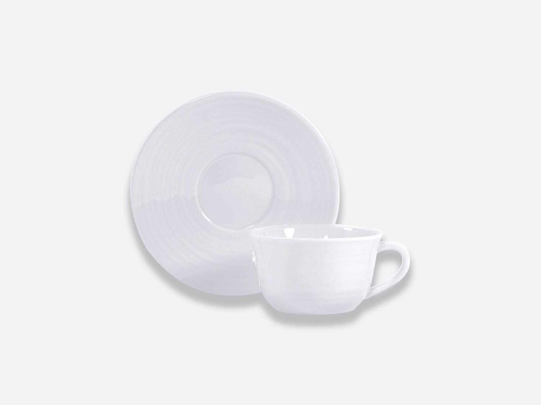 China Tea cup and saucer 20 cl of the collection Origine | Bernardaud
