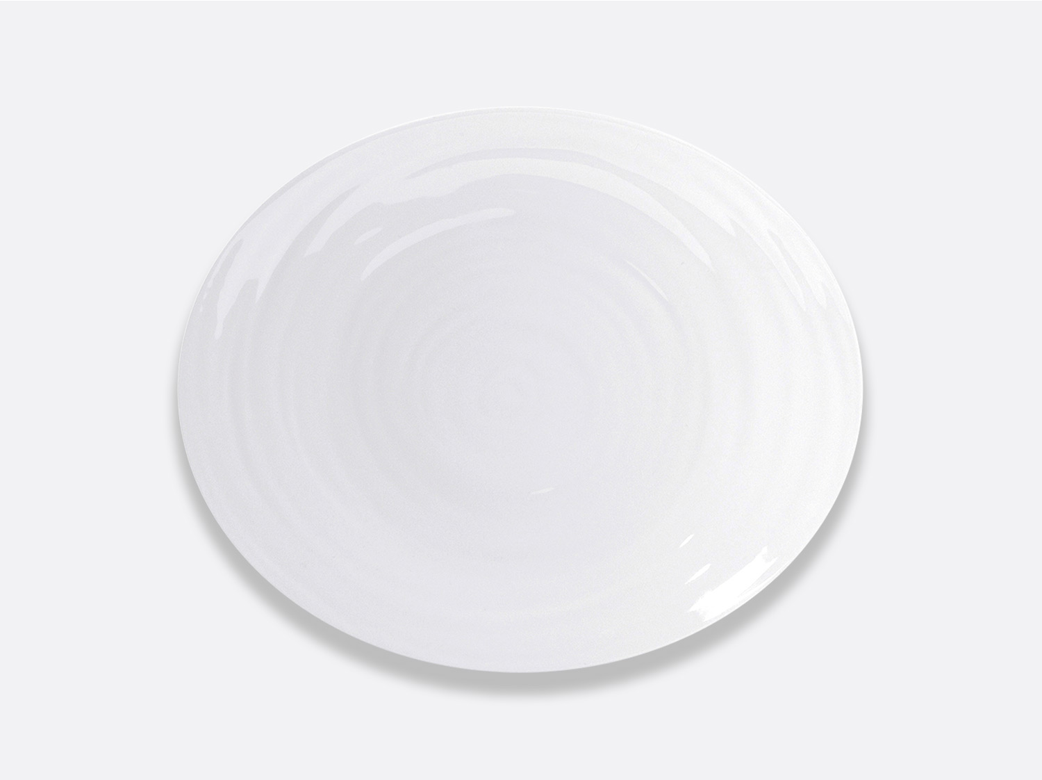 China Tapas plate 25 cm of the collection Origine | Bernardaud
