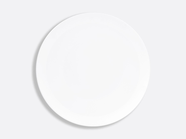 Assiette coupe 29,5 cm en porcelaine de la collection Neve Bernardaud