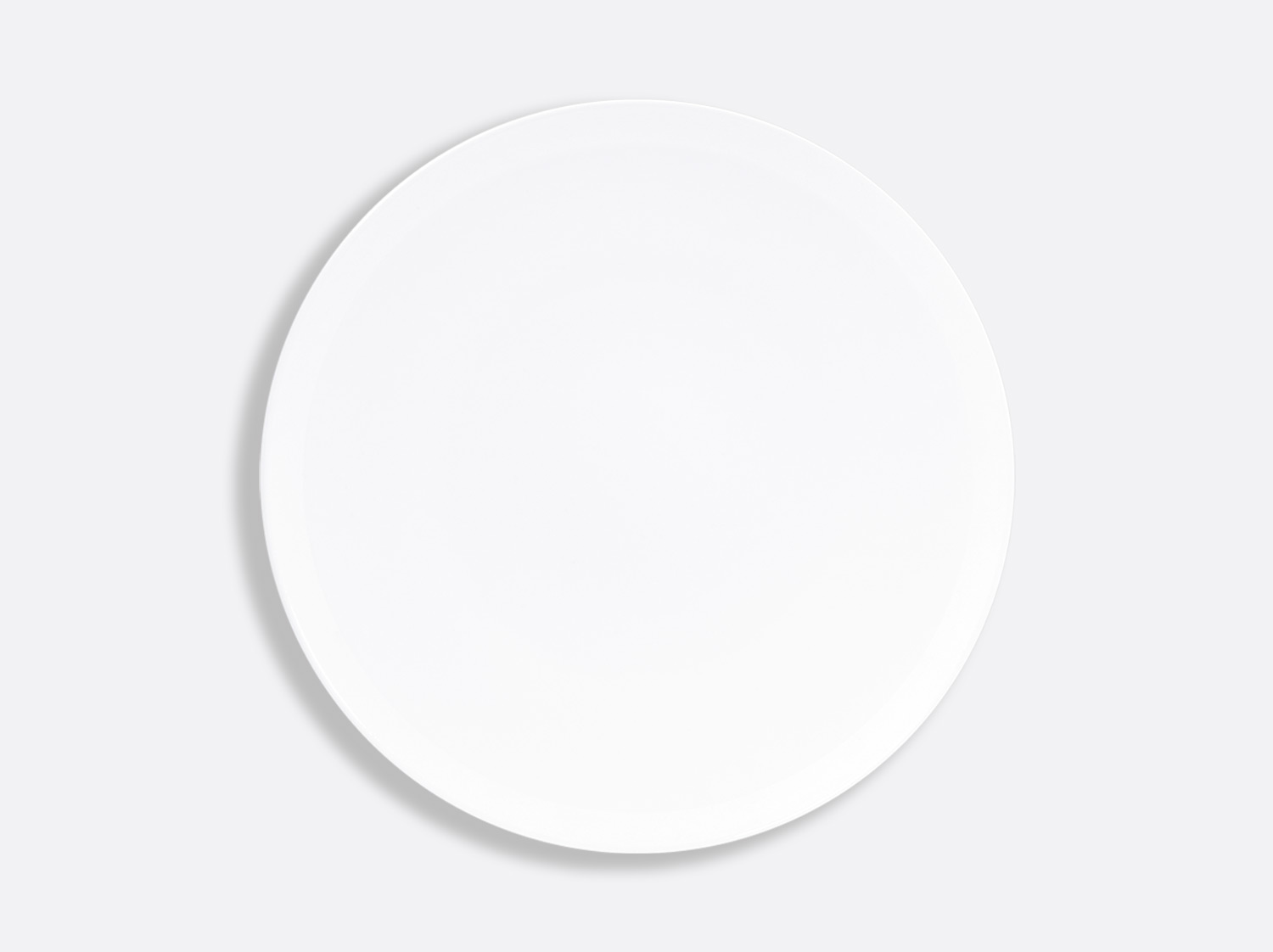 """China Coupe plate 10.6"""" of the collection Neve 
