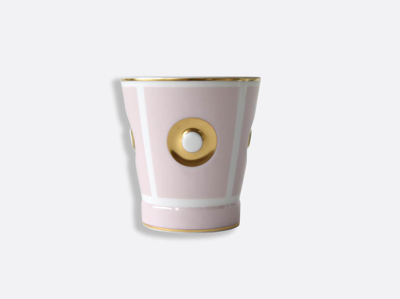 Gobelet 25 cl rose thé en porcelaine de la collection Eolie Bernardaud