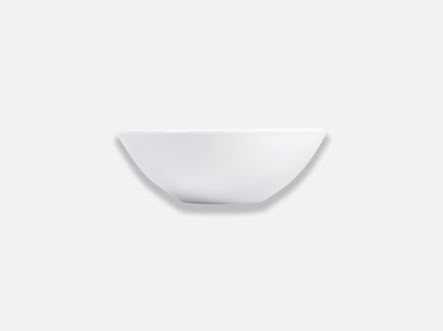 Bol à céréales 40 cl en porcelaine de la collection Organza Bernardaud