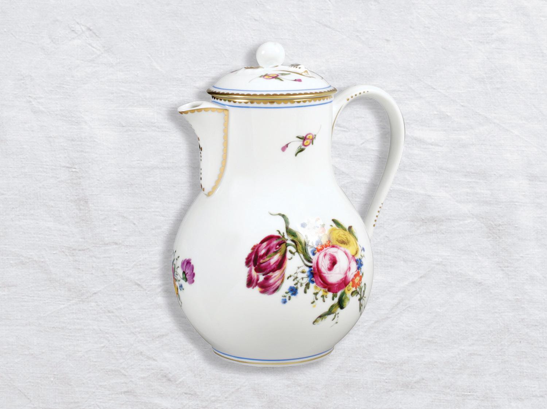 Verseuse haute 12 tasses 1,4 L en porcelaine de la collection A la reine Bernardaud