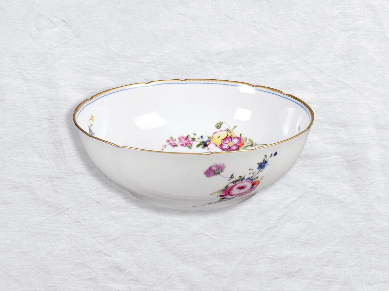 Saladier 25 cm 1,7 L en porcelaine de la collection A la reine Bernardaud