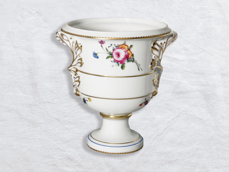 Vase Medicis en porcelaine de la collection A la reine Bernardaud