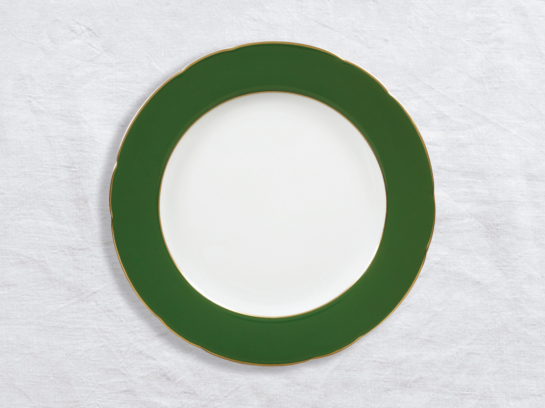 Assiette de présentation 29,5 cm en porcelaine de la collection Marie-antoinette Bernardaud