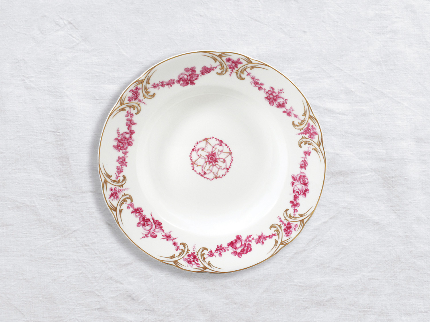 China Rim soup 22,5 cm of the collection Louis xv | Bernardaud