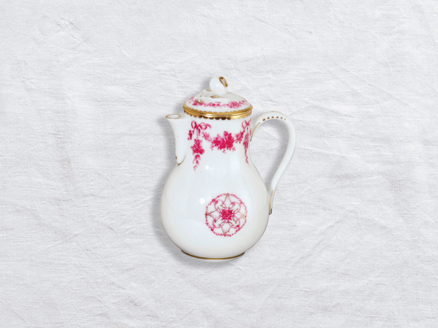 China Creamer 6 cups of the collection Louis xv | Bernardaud