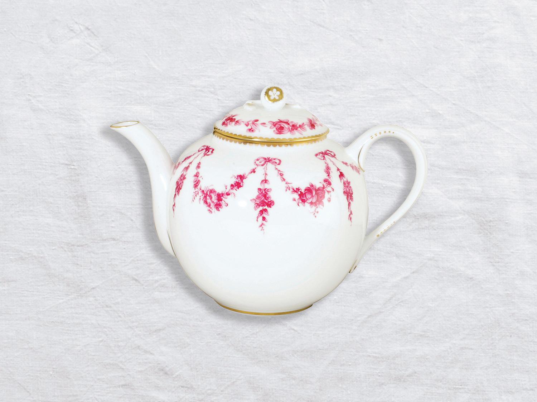 Verseuse basse 12 tasses 1,1 L en porcelaine de la collection Louis xv Bernardaud