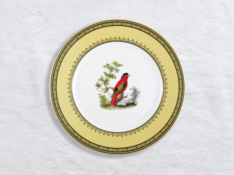 Assiette à dîner Lory des Indes orientales 26 cm en porcelaine de la collection Lory des indes orientales Bernardaud