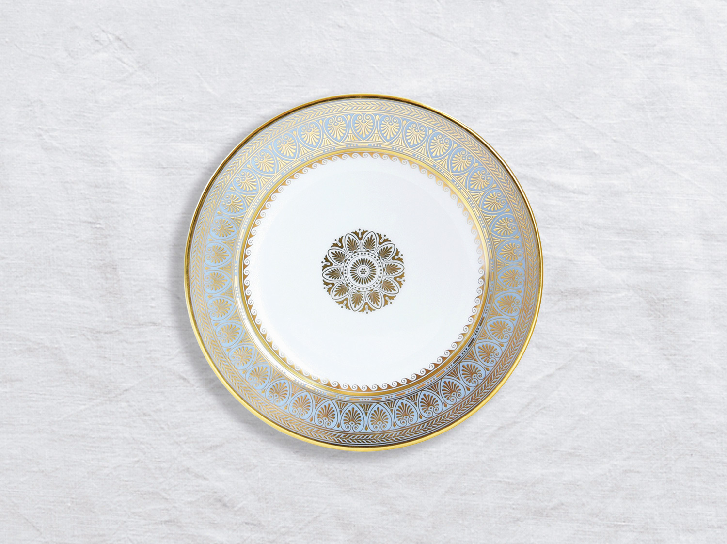 Assiette à pain 16 cm en porcelaine de la collection Elysee Bernardaud