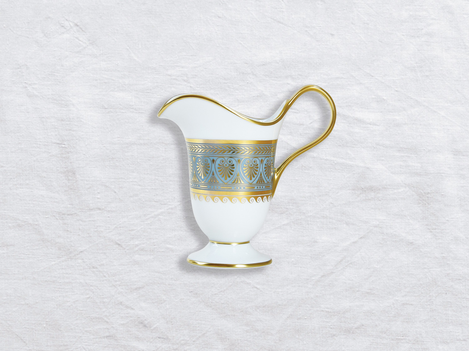 Crémier 6 tasses en porcelaine de la collection Elysee Bernardaud