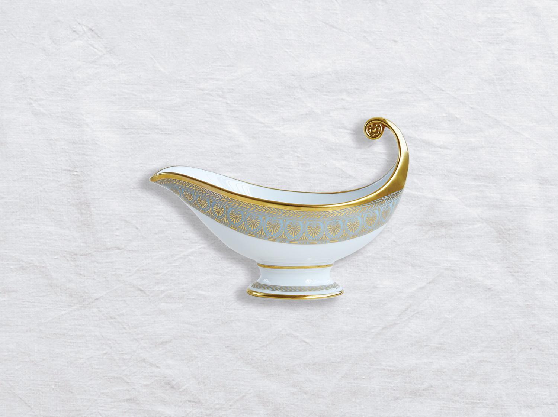 Saucière 25 cl en porcelaine de la collection Elysee Bernardaud