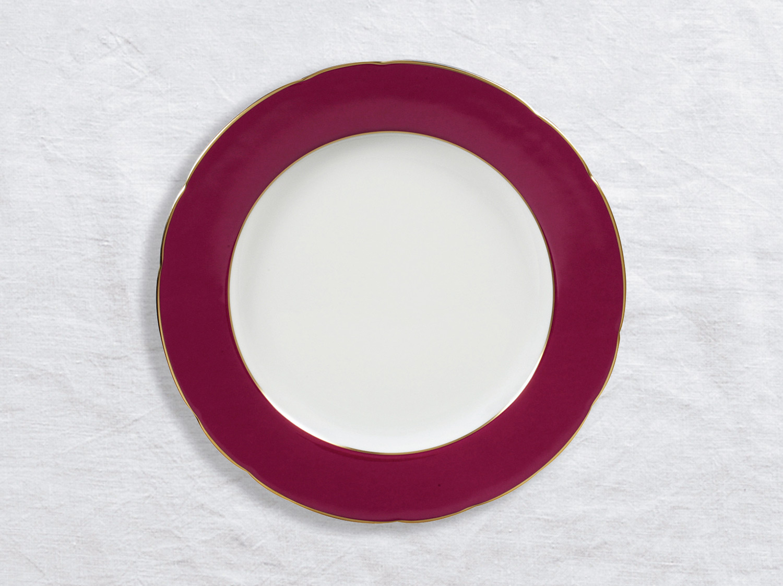 "China Service plate 11.6"" of the collection Louis xv | Bernardaud"