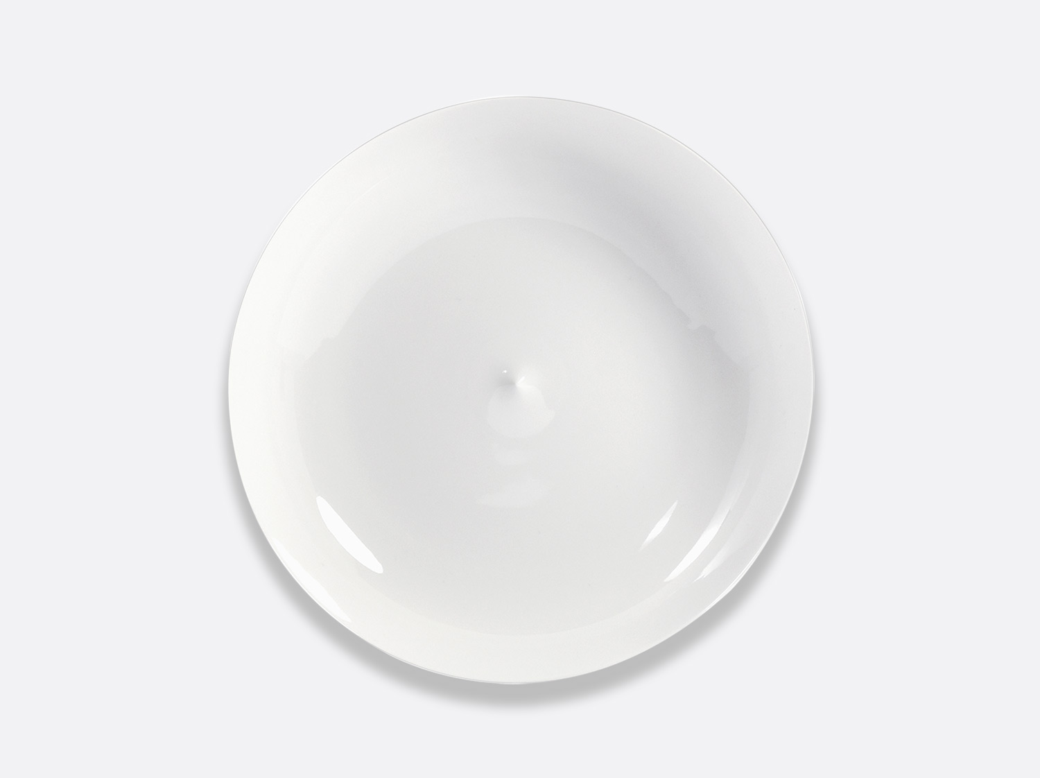 Assiette à pâtes 23 cm en porcelaine de la collection Bulle Bernardaud
