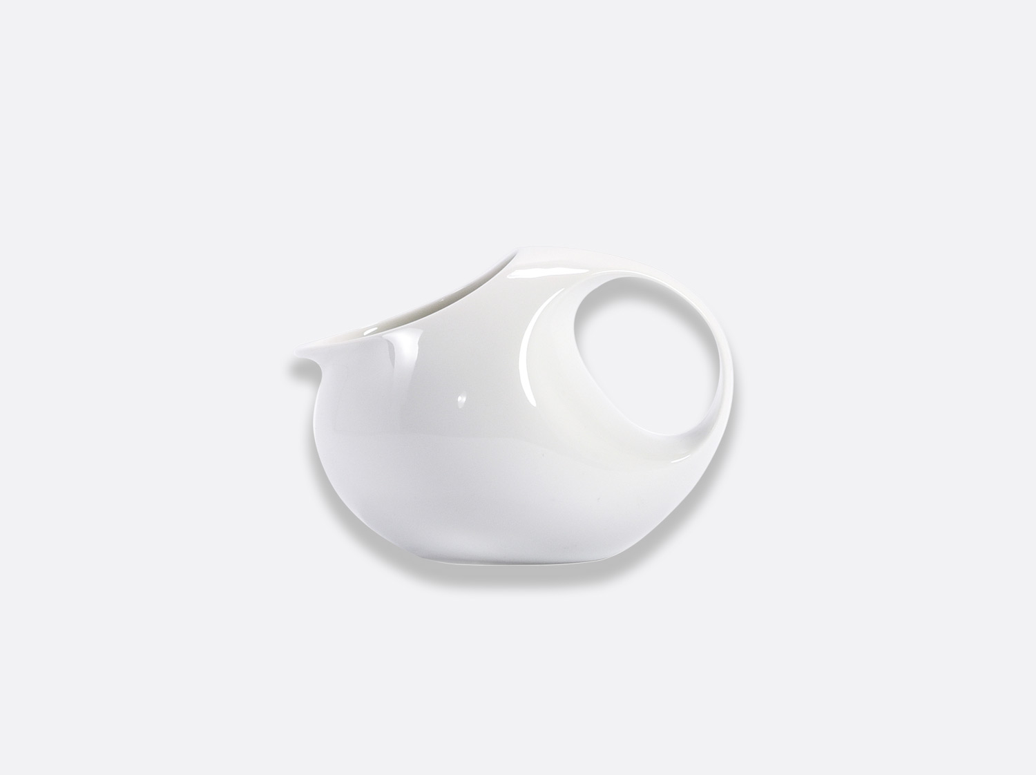 Saucière 40 cl en porcelaine de la collection Bulle Bernardaud