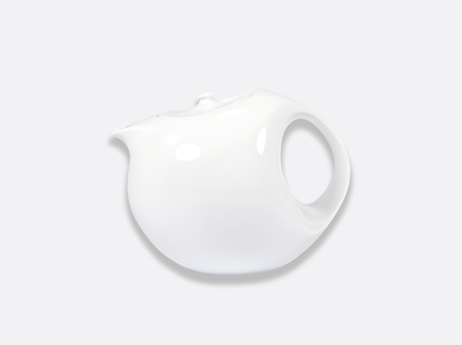 Théière 8 tasses 90 cl en porcelaine de la collection Bulle Bernardaud