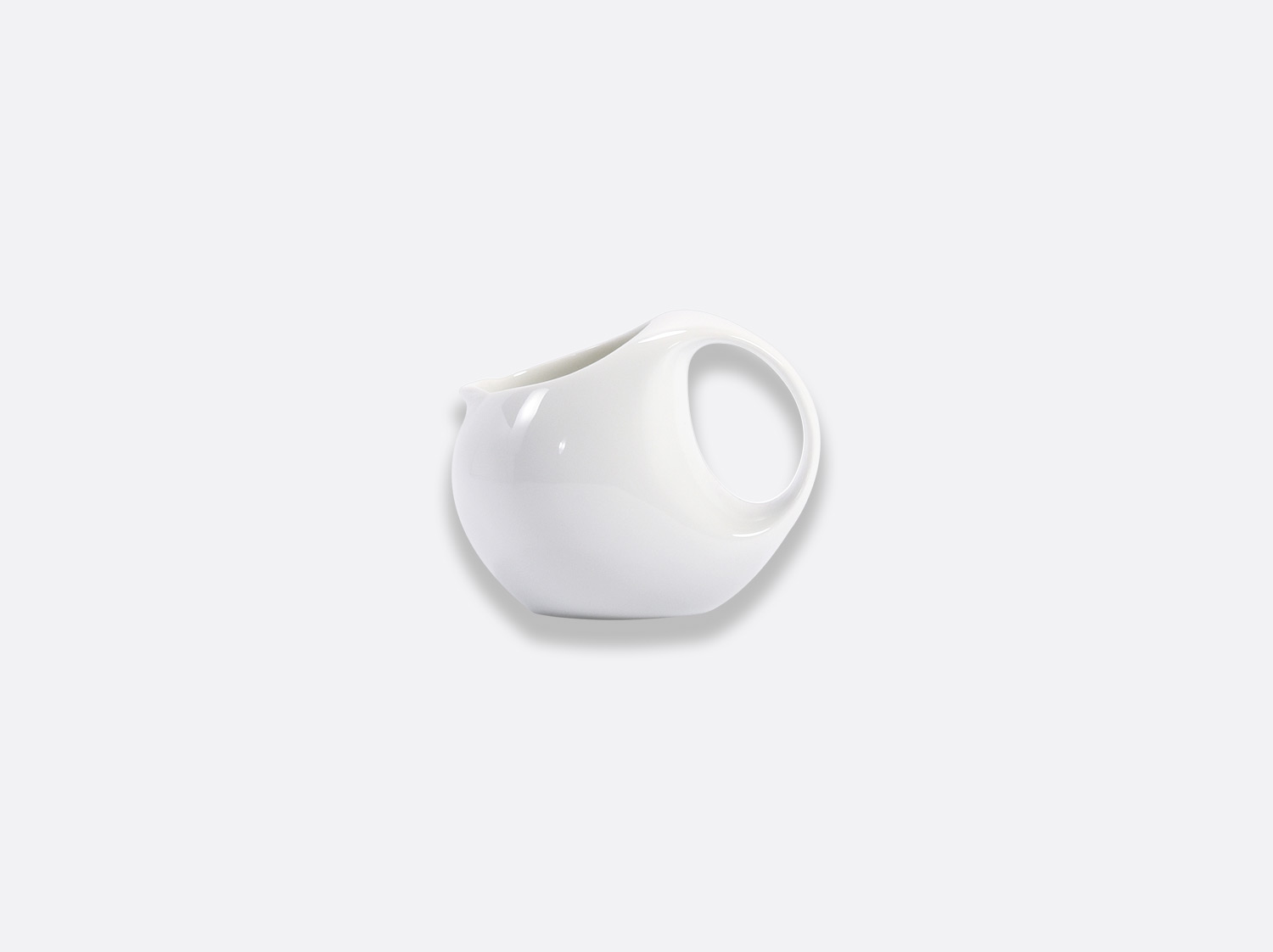 Crémier 8 cl en porcelaine de la collection Bulle Bernardaud