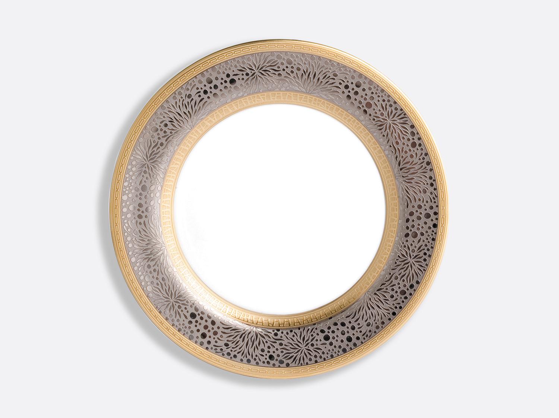 Assiette de présentation 29,5 cm en porcelaine de la collection Follies Bernardaud