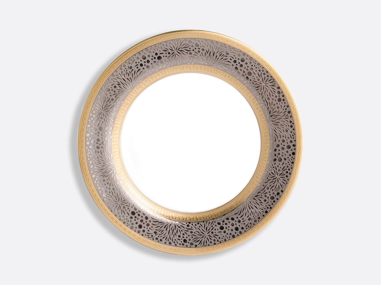 Assiette à diner 26 cm en porcelaine de la collection Follies Bernardaud