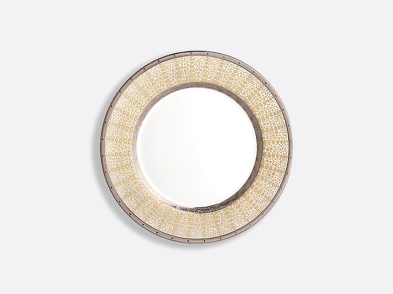Assiette à pain 16 cm en porcelaine de la collection Or d azur Bernardaud