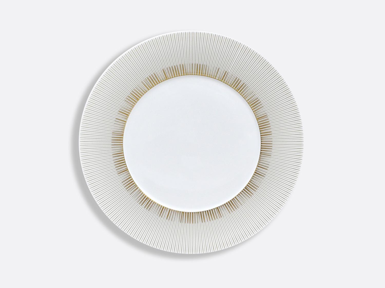 Assiette à dîner 27 cm en porcelaine de la collection Sol Bernardaud